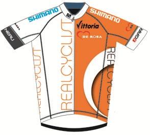 Realcyclist.com Cycling Team 2011 shirt