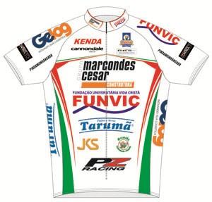 Funvic - Pindamonhangaba 2011 shirt