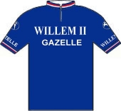 Willem II - Gazelle 1969 shirt