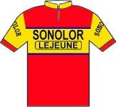 Sonolor - Lejeune 1969 shirt