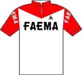 Faema 1969 shirt