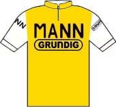 Dr. Mann - Grundig 1969 shirt