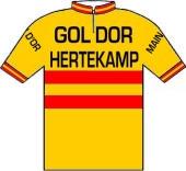 Goldor - Hertekamp - Gerka 1969 shirt