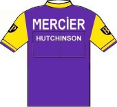 Mercier - BP - Hutchinson 1969 shirt