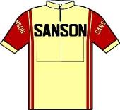 Sanson 1969 shirt