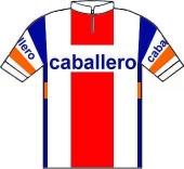 Caballero 1969 shirt