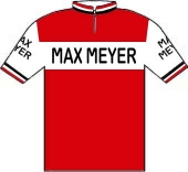 Max Meyer 1969 shirt