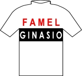 Ginasio de Tavira - Famel - Zündapp 1969 shirt