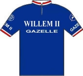Willem II - Gazelle 1970 shirt