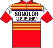 Sonolor - Lejeune 1970 shirt