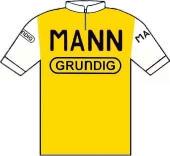 Mann - Grundig 1970 shirt