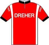 Dreher 1970 shirt