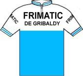 Frimatic - De Gribaldy 1970 shirt