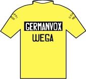 Germanvox - Wega 1970 shirt