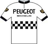 Peugeot - BP - Michelin 1970 shirt