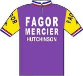 Fagor - Mercier - Hutchinson 1970 shirt
