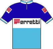 Ferretti 1970 shirt
