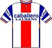 Caballero - Laurens 1970 shirt