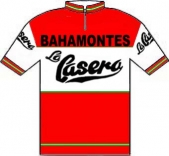 La Casera - Peña Bahamontes 1970 shirt