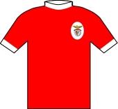 Benfica 1970 shirt