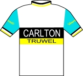 Carlton - Truwel - Campagnolo 1970 shirt