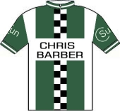 Chris Barber - Sun Huret 1970 shirt