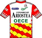 Ariostea - Oece 1985 shirt