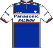Panasonic 1985 shirt