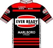 Ever Ready - Marlboro Cycles 1985 shirt