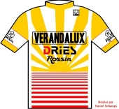 Verandalux - Dries 1985 shirt