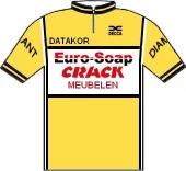 Euro Soap - Crack Meubelen - Datakor 1985 shirt