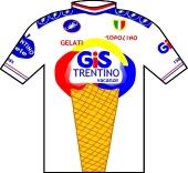 Gis Gelati - Trentino Vacanze - Intrepido 1985 shirt