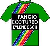 Fangio - Ecoturbo - Eylenbosch 1985 shirt