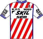 Skil - Sem - Kas - Miko 1985 shirt