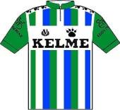 Kelme 1985 shirt