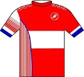 U.N.C.P. - Velo 5 1985 shirt