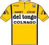 Del Tongo - Colnago 1985 shirt