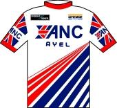 ANC - Freight - Rover - Ayel - Gipiemme 1985 shirt