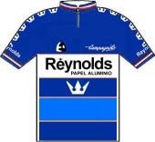 Reynolds - TS Batteries 1985 shirt
