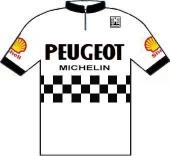 Peugeot - Shell - Michelin 1985 shirt