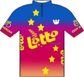 Lotto - Eddy Merckx 1985 shirt