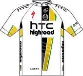 HTC - Highroad 2011 shirt