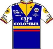 Cafe de Colombia 1985 shirt