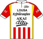 Lousa - Trinaranjus - Akai 1985 shirt
