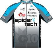 Team Spidertech Powered by C10 2011 shirt