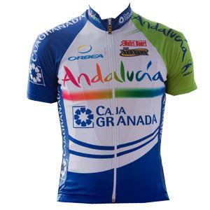 Andalucia Caja Granada 2011 shirt